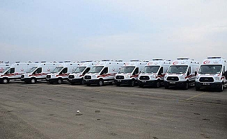 Bakanlık'tan Çorum'a ambulans