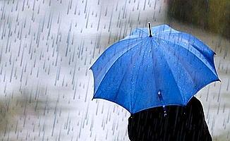 Bölgemiz için yağış tahmini