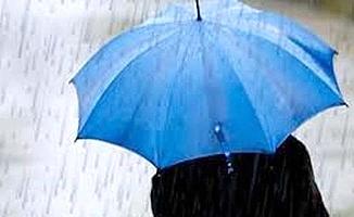 Çorum'da kısa süreli yağış bekleniyor