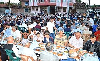 Düvenci'de iftar