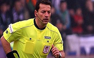 Finali Süper Lig hakemi yönetecek