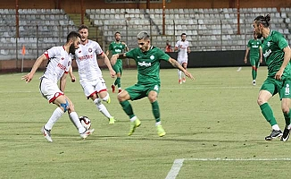 Şampiyon Yeni Çorumspor 2. ligte