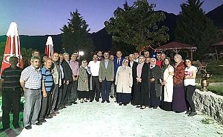İstanbul seçimine Çorum desteği
