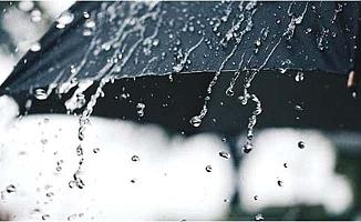 Sağanak, gök gürültülü yağış uyarısı