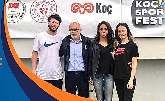 Üniversiteden 2 Türkiye birinciliği
