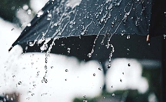 Yeniden yağışlı hava