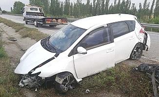 4 ayrı kaza, 6 yaralı
