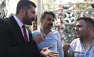 Çorum MHP İstanbul'da