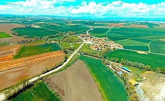Çorum'da 14 bin hektar arazi toplulaştırılacak