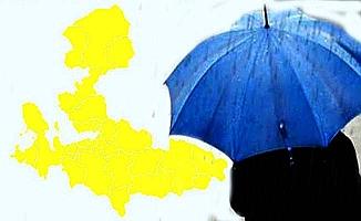 Meteoroloji sarı alarm verdi