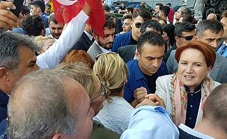 Şahiner, Akşener'le mitingte