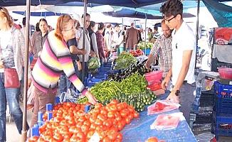 Sebze ve meyve fiyatları dip yaptı