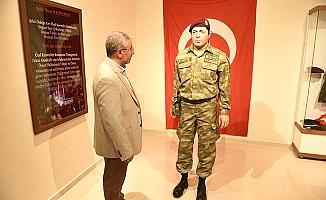 15 Temmuz Şehitler Müzesi'ne davet
