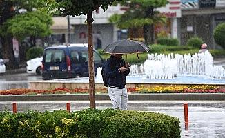 37 ile yağış uyarısı