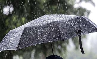 Balkanlar'dan yarın yağışlı hava geliyor