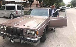 Başkan Buick'le katılacak