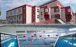 Gençlik Spor'dan yüzme havuzu açıklaması