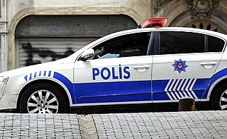Kaybolan çocuğu polis buldu