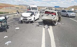 Kırıkkale'deki kazada Çorumlu öldü