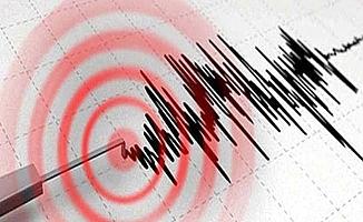 Sungurlu'da deprem