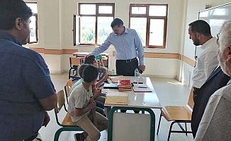 Vali hafızlık öğrencileri ile sohbet etti