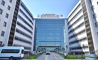 Yılın hastanesi seçildi