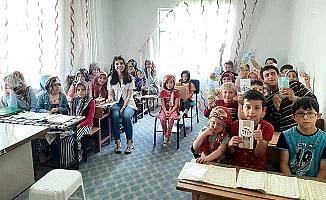 3 bin 500 çocuğa sağlıklı nesiller eğitimi