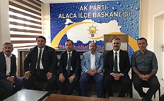 AK Parti'den bayram turu