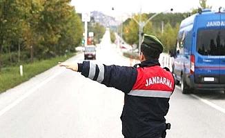 Kayıp eşi Jandarma buldu