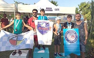 Türkiye şampiyonasında ilklerin başarısı