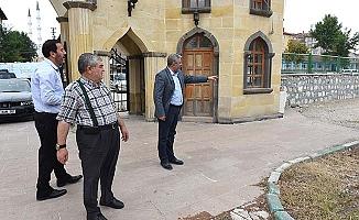 Ulu Mezarlık'a yeni kapı açılıyor