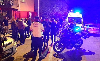Yunus'lar kaza yaptı, 1'i polis 2 yaralı