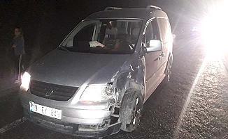 Zincirleme kaza, 15 yaralı
