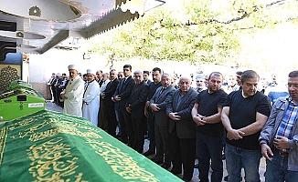 Abdullah Şahin vefat etti