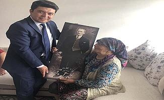CHP'nin yaşayan en yaşlı üyesi