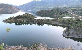 Darısı Çomar Barajı'na
