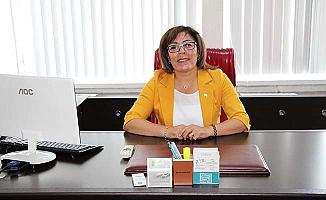 Sungurlu'ya kadın başkan yardımcısı
