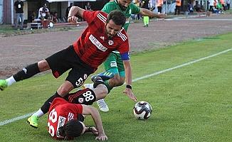 Yeni Çorumspor kazanarak başladı, 1-0