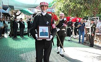 99 yaşındaki gazi törenle defnedildi