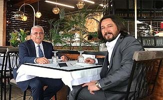 Ankara'da görüştüler