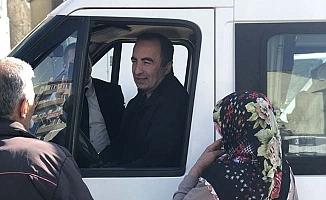 Başkan taşıdı, vatandaş şaşırdı