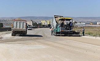 Erzurum Dede Ankara Yolu arası bulvar yol oluyor