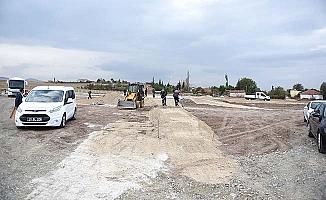 Kamışevler'e yeni park