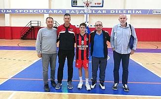Samsun Bahçeşehir'e transfer oldu