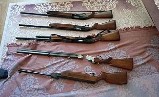 Silah çetesine operasyon