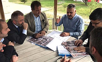 Ufukta bir Ankara ziyareti daha var