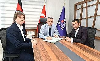 Yeni Çorumspor BELTAŞ ile anlaştı