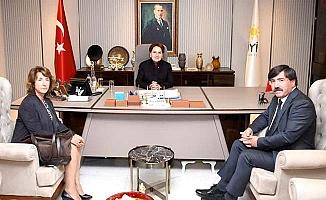 Ceren Damar'ın ailesi Akşener'le görüştü