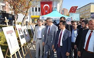 Doğu Türkistan'a dikkat çektiler