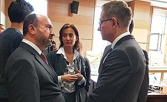 UNİCEF temsilcisine eleştirel soru